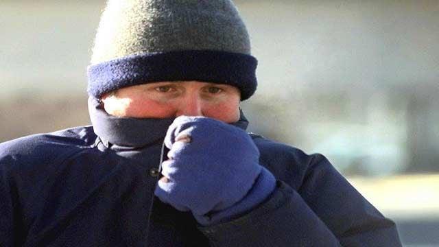 Cold temperatures continue across mid-Michigan.