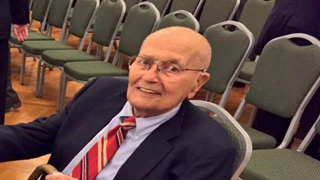 John Dingell, photo courtesy of Facebook