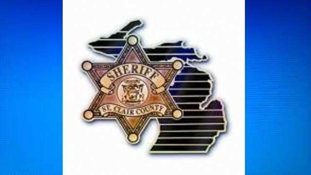 St. Clair County Sheriff emblem
