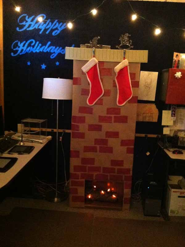 TV5 Holiday decorating contest