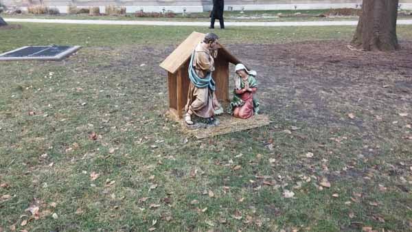 Nativity at Capitol