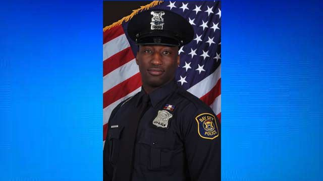Officer Brandon Murphy