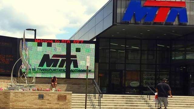 Photo courtesy of MTA Facebook page, taken by Roxy Moreno.