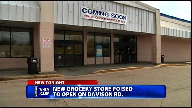 New grocery store slated to open in flint wnem tv 5 for What grocery stores are open today