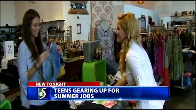Employment for teens in michigan