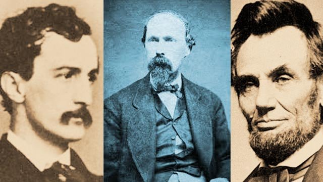 Wilkes Booth, Dr. Mudd, Lincoln
