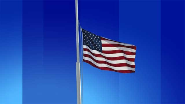 Flags being lowered in MI in honor of state lawmaker