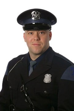 Trooper Chad Wolf