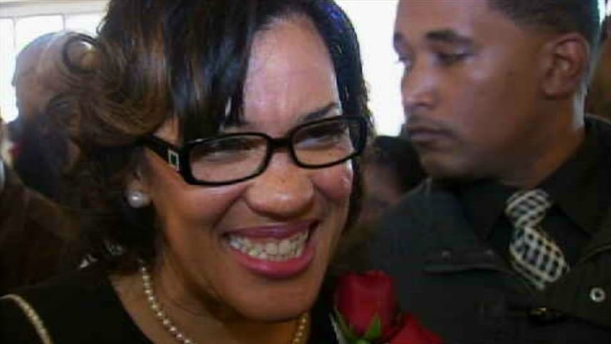 Flint Mayor Karen Weaver. Source: WNEM
