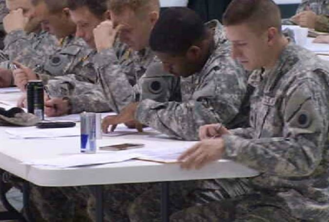 National Guard in Flint. Source: WNEM