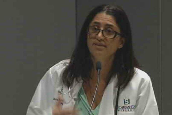 Dr. Mona Hanna-Attisha (Source: WNEM)