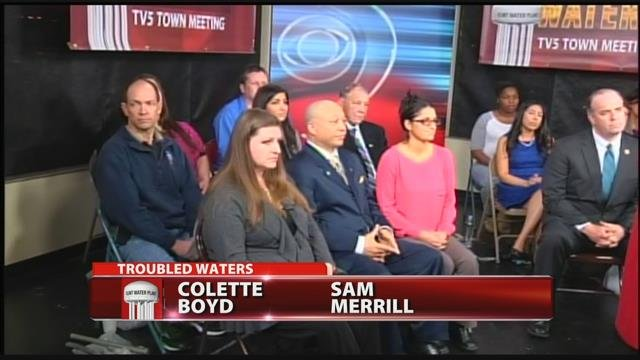 TV5 Town Hall Meeting - part 1