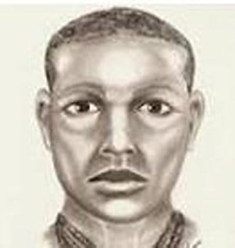 Sketch, person of interest in Randa Jawhari's disappearance. Source: Crime Stoppers