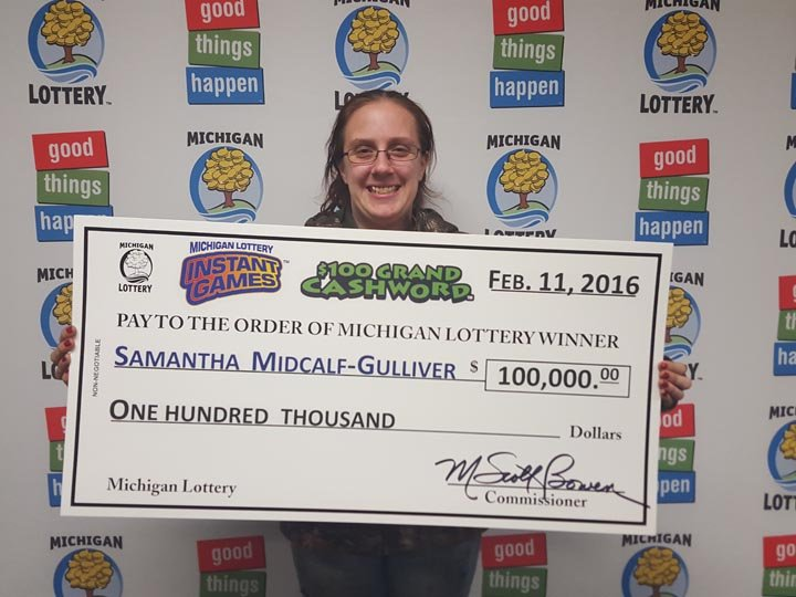 Provided by Michigan Lottery