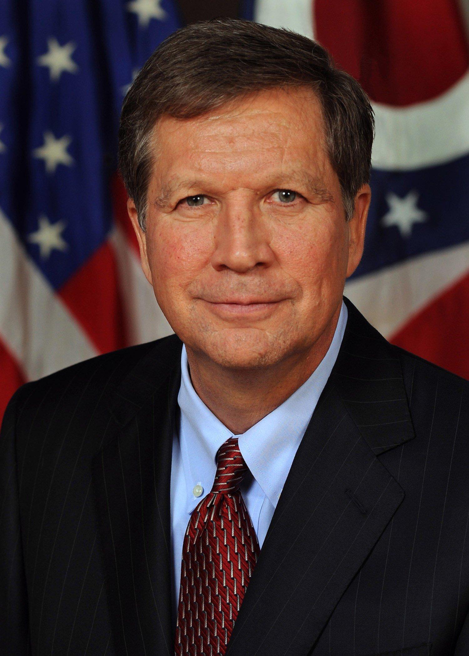 John Kasich (Source: www.governor.ohio.gov)