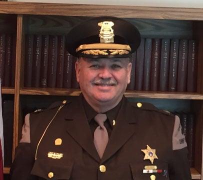 Sheriff John Miller. Source: Bay County Sheriff's Dept.