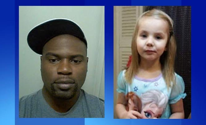 Marcus Hightower (left) and Savannah Walker (right) (Source: National Center for Missing and Exploited Children)