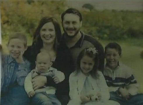 Quasarano family. Source: Family members
