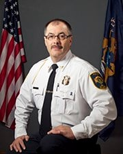Chief Brian Gregory (Source: City of Clare)