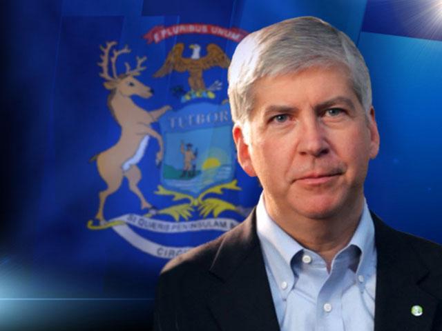 Gov. Rick Snyder (Source: Michigan.gov)